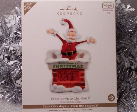 Hallmark Countdown To Christmas! Santa Chimney Calendar Home Exterior Paint Ideas India Painted Brick Texture Wall With In Acrylic Painting Interior Uk Asian Paints House Colors How Much To
