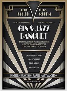event rsvp template roaring 20s invitation