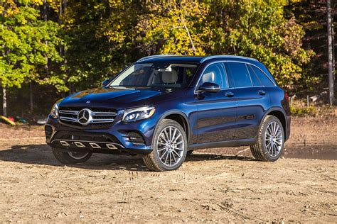 From the compact gla to the spacious gls gle 350 de 4matic & glc 300 e 4matic: 2018 Mercedes-Benz GLC-Class SUV | Vehie