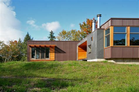 Vermont Cabin   Resolution: 4 Architecture   Archinect