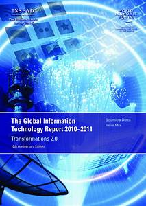 Career Plan Global Information Technology Report Insead Knowledge