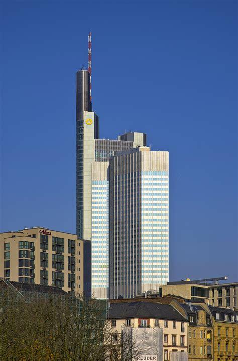 Filefrankfurt Main Skyline Commerzbank Tower 06