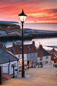 Whitby, Harbour, From, The, 199, Steps, Whitby, North, Yorkshire