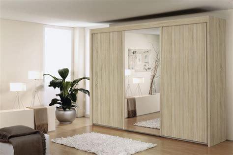 rauch imperial sliding wardrobe front  wooden decor