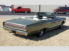 1968 PLYMOUTH GTX CONVERTIBLE 40084