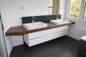waschbecken für badezimmer holzplatte für badezimmer waschtisch seite 2 forum auf energiesparhaus at