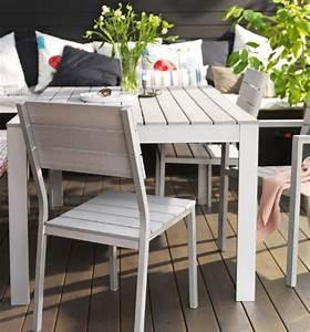 Mobilier Jardin Ikea : ikea table de jardin pas cher ~ Teatrodelosmanantiales.com Idées de Décoration