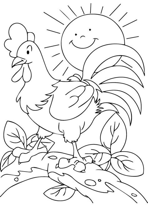 cute farm animals coloring pages  toddler  love