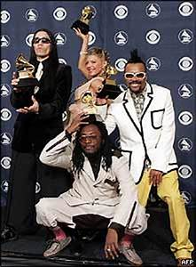 BBC NEWS In Pictures In Pictures Grammy Awards 2005