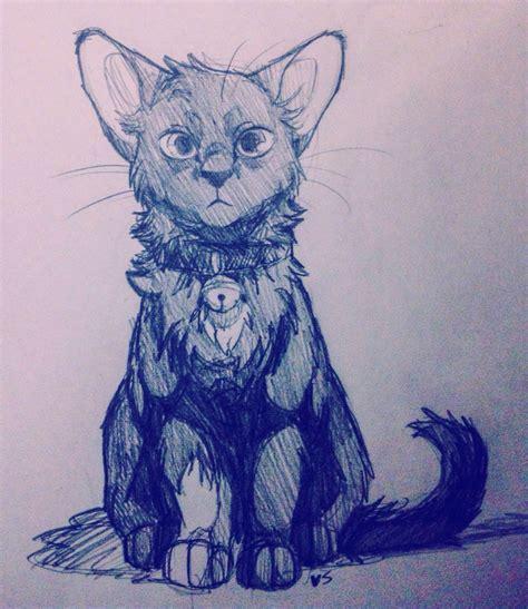 tiny scourge warrior cats katzen kunst katze