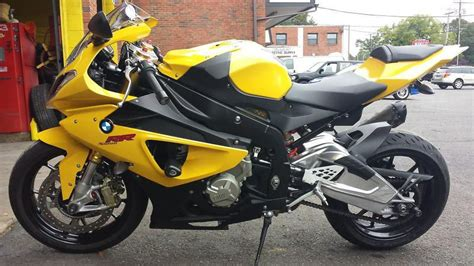 2011 Bmw S1000rr Shine Yellow For Sale On 2040-motos