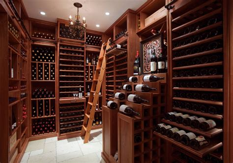 stunning wine cellar design ideas