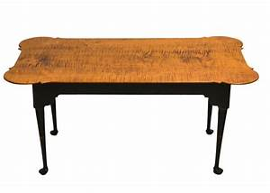 dr dimes tiger maple coffee table With tiger maple coffee table