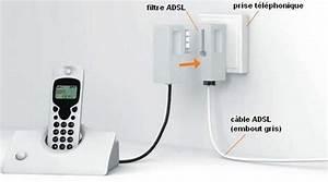 Branchement Prise Telephone Adsl : ligne fixe v rifier les branchements de votre ~ Melissatoandfro.com Idées de Décoration