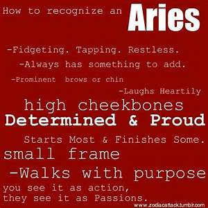 I Am An Aries Quotes. QuotesGram