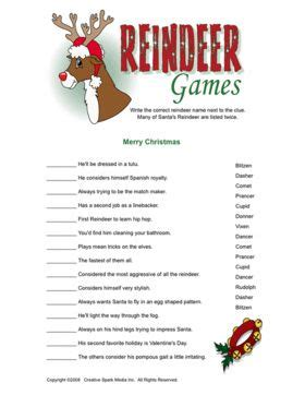 holiday party games   graders  ideas