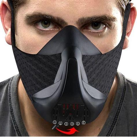 AGEKUSL W Training Mask 3.0 Sport Exercise Fitness Cycling