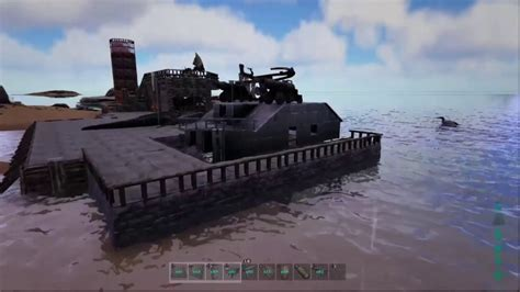 Ark Motorboat Builds by Ark Boat Building Tutorial
