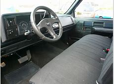 1989 Chevrolet Silverado 1500 Pick Up