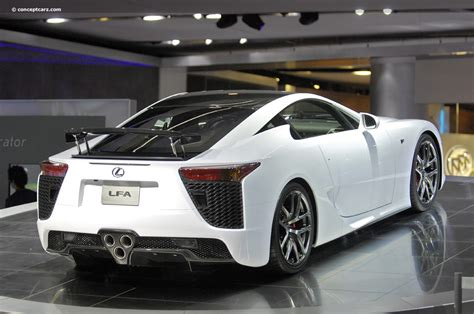 Auction Results And Sales Data For 2010 Lexus Lfa