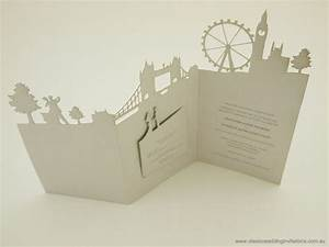 trending tuesday laser cut invitations boston wedding With laser cut wedding invitations london