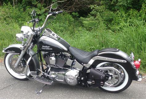 Slammed 2005 Harley Davidson Custom Heritage Softail