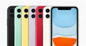 iPhone 11 Launched - A13 Bionic SoC, Dual Rear Camera, 4K ...