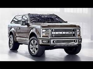 Ford Bronco 2018 : 2018 ford bronco truck suv expected prices release date usa youtube ~ Medecine-chirurgie-esthetiques.com Avis de Voitures