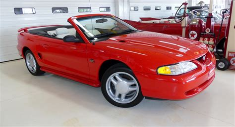 Columbus Ford Dealers by 1994 Ford Mustang Gt Stock 159816 For Sale Near Columbus