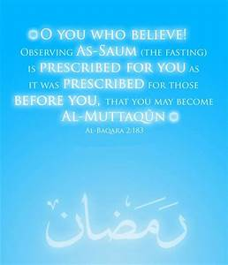 The Best Quotes... Ramadan Holy Quotes