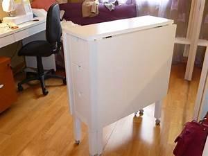 Table De Couture Pliante Ikea Ekipia