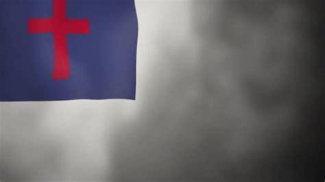 christian flag background videosworship sermonspice