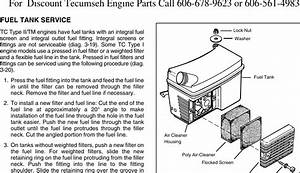 Tecumseh Engine Parts Diagram Download
