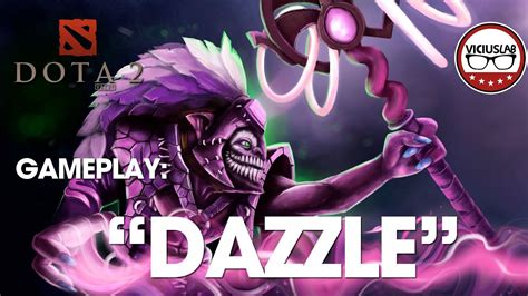 dota 2 gameplay dazzle quot mank in support quot espa 209 ol viciuslab youtube