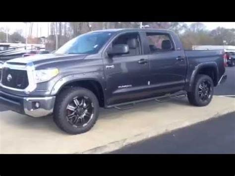 toyota tundra crewmax xspx  ronnie barnes youtube