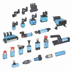 Pneumatic Valves | mercury