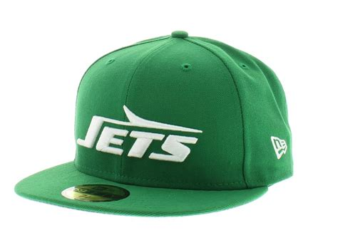 New York Jets Team Colors The Historic Basic 59fifty 5950