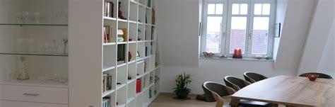 Regal Als Raumteiler Im Esszimmer Nach Maß Planen