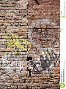 Brick Wall Graffiti Stock Photos - Image: 15816243