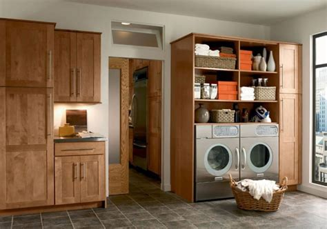 Monochrome House With Secrete Utility Room by Brilliant Ways To Organize And Add Storage To Laundry Rooms