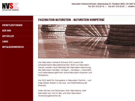 Schiefer Fachverband In Deutschland by Schweizer Naturstein Verband Schiefer Verb 228 Nde