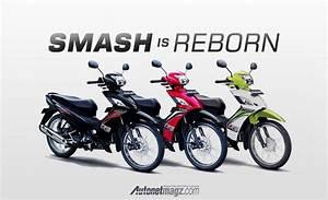 Suzuki Hidupkan Kembali Smash Fi