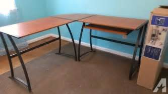 ergocraft ashton l shaped desk for sale in state college pennsylvania classified