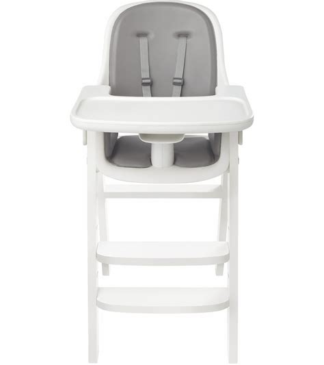 oxo tot sprout chair oxo tot sprout high chair gray white