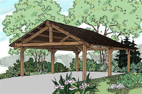 traditional house plans carport    designs