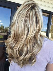 Stunning ice blonde and chocolate brown lowlight. https ...