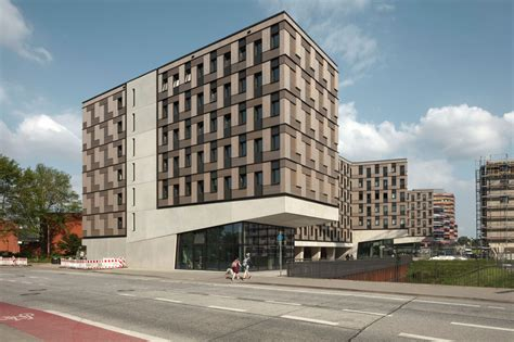 Hamburg Design by Universal Design Quarter Sustainable Simple And