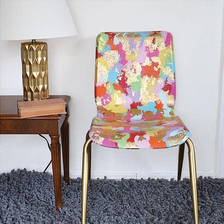 comment recouvrir des chaises 5 astuces pour customiser une chaise d enfant