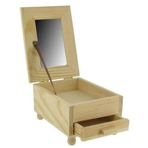 jewelry box with mirror shop hobby lobby could decopage or paint for kiana crafts to