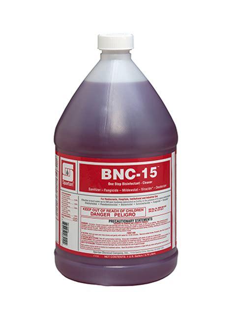 BNC-15®   Spartan Chemical